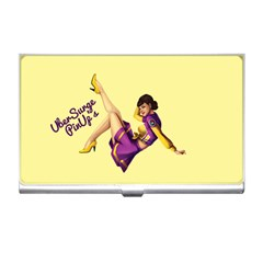 Pin Up Girl 1 Business Card Holder