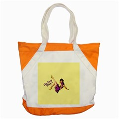 Pin Up Girl 1 Accent Tote Bag