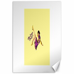 Pin Up Girl 1 Canvas 20  X 30