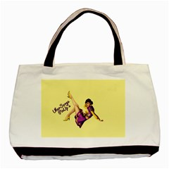 Pin Up Girl 1 Classic Tote Bag (Two Sides)