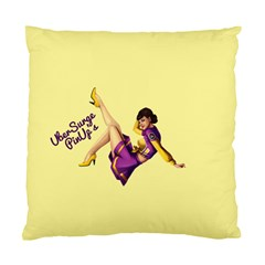 Pin Up Girl 1 Cushion Case (Two Sides)