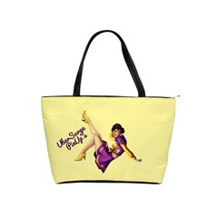 Pin Up Girl 1 Classic Shoulder Handbag