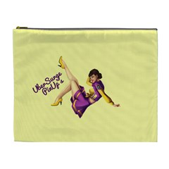 Pin Up Girl 1 Cosmetic Bag (XL)