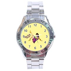 Pin Up Girl 1 Stainless Steel Analogue Men's Watch