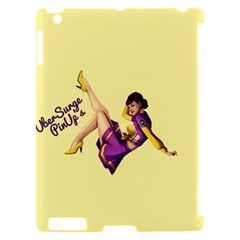 Pin Up Girl 1 Apple iPad 2 Hardshell Case (Compatible with Smart Cover)