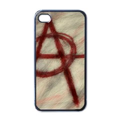 Anarchy Black Apple Iphone 4 Case