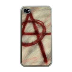 Anarchy Apple Iphone 4 Case (clear)
