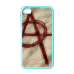 Anarchy Apple iPhone 4 Case (Color)