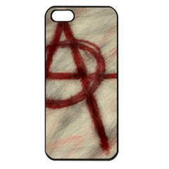 Anarchy Apple iPhone 5 Seamless Case (Black)