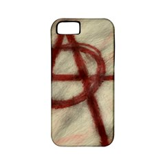 Anarchy Apple iPhone 5 Classic Hardshell Case (PC+Silicone)
