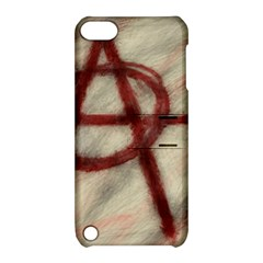 Anarchy Apple iPod Touch 5 Hardshell Case with Stand