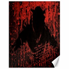 Tormented Devil 18  x 24  Unframed Canvas Print