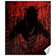 Tormented Devil 20  X 24  Unframed Canvas Print