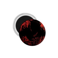 Tormented Devil Small Magnet (round)