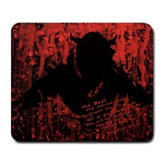 Tormented Devil Large Mouse Pad (Rectangle)