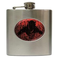 Tormented Devil Hip Flask