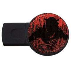 Tormented Devil 2Gb USB Flash Drive (Round)
