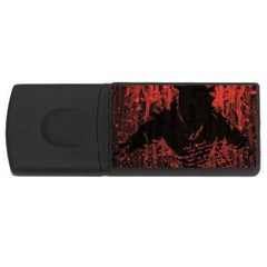Tormented Devil 2Gb USB Flash Drive (Rectangle)
