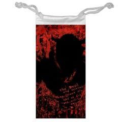 Tormented Devil Glasses Pouch