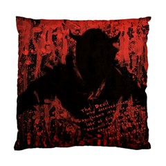 Tormented Devil Single-sided Cushion Case