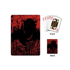 Tormented Devil Playing Cards (mini)