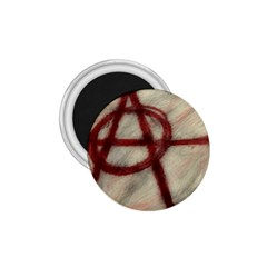 Anarchy Small Magnet (Round)