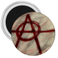 Anarchy Large Magnet (round)
