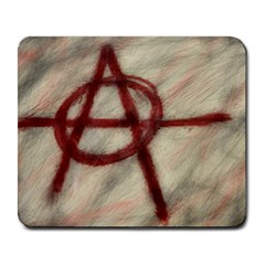 Anarchy Large Mouse Pad (Rectangle)