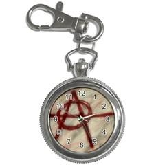 Anarchy Key Chain & Watch