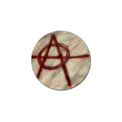 Anarchy 4 Pack Golf Ball Marker