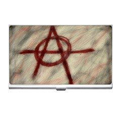 Anarchy Business Card Holder