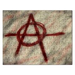 Anarchy Jigsaw Puzzle (Rectangle)