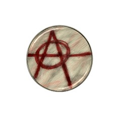 Anarchy Golf Ball Marker (for Hat Clip)