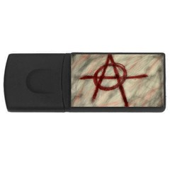 Anarchy 4Gb USB Flash Drive (Rectangle)
