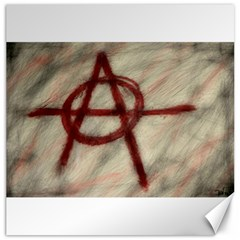 Anarchy 20  x 20  Unframed Canvas Print