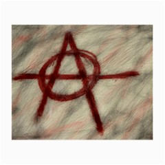 Anarchy Twin-sided Glasses Cleaning Cloth