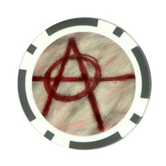Anarchy Poker Chip