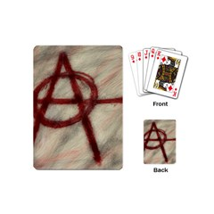 Anarchy Playing Cards (Mini)