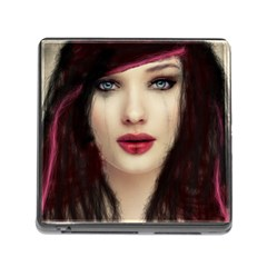 Beautiful Mess Card Reader with Storage (Square)