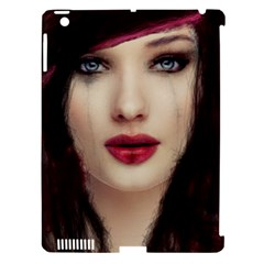 Beautiful Mess Apple Ipad 3/4 Hardshell Case (compatible With Smart Cover)