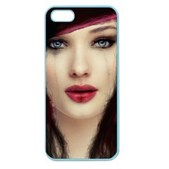 Beautiful Mess Apple Seamless Iphone 5 Case (color)