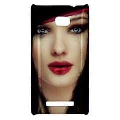 Beautiful Mess HTC 8X Hardshell Case