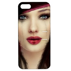 Beautiful Mess Apple iPhone 5 Hardshell Case with Stand