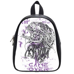 Game Over Small School Backpack
