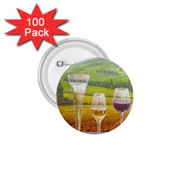 Vine 100 Pack Small Button (round)