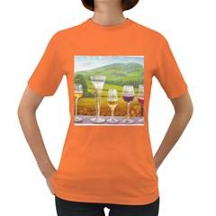 vine Dark Colored Womens'' T-shirt