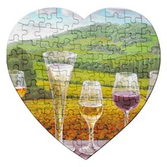 vine Jigsaw Puzzle (Heart)