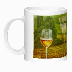 Vine Glow In The Dark Mug