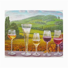 vine Twin-sided Glasses Cleaning Cloth