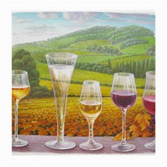 Vine Single Sided Large Glasses Cleaning Cloth